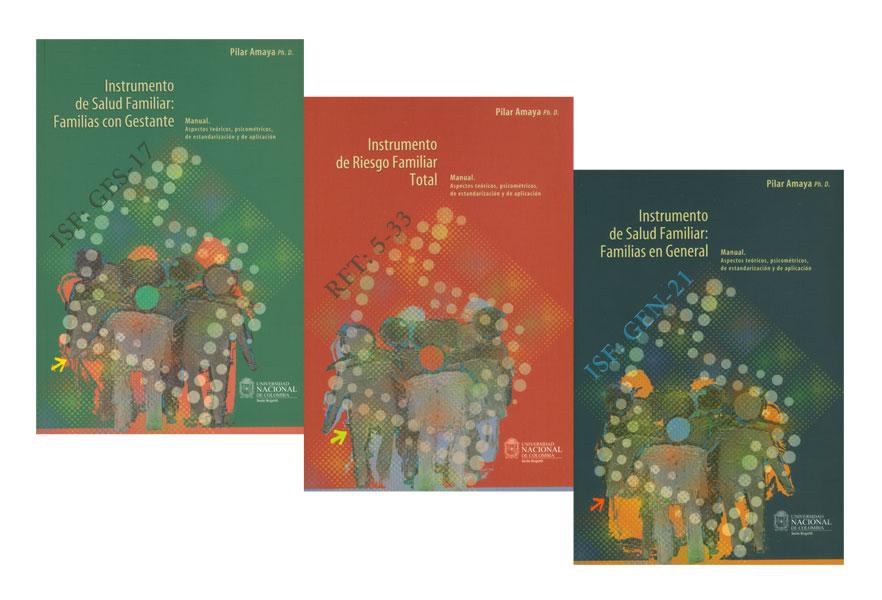 Serie familiar colombiana: tres instrumentos estandarizados