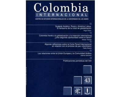 Colombia Internacional No. 43.