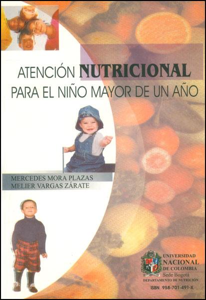 Atención nutricional para el niño mayor de un año