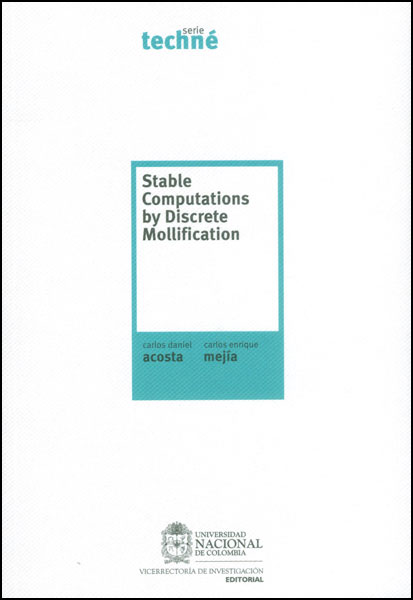 Stable computations by discrete mollification