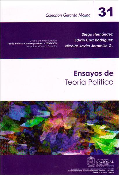 Ensayos de teoría política