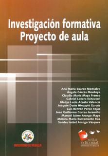 Investigación formativa. Proyecto de aula