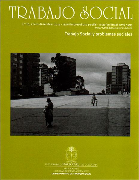 Revista Trabajo Social. No 16. Trabajo social y problemas sociales