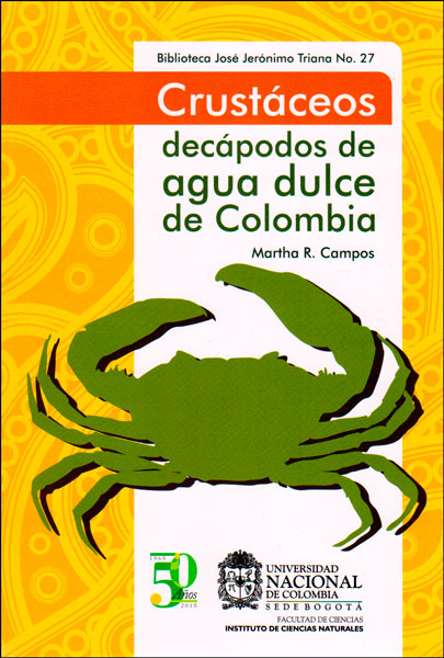 Crustáceos decápodos de agua dulce de Colombia