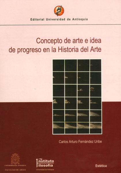 Concepto de arte e idea de progreso en la Historia del Arte
