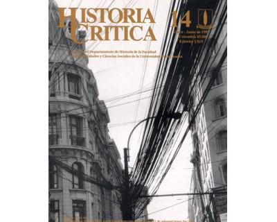 Historia Crítica No. 14