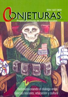 Proyecto Curricular de Ciencias Sociales. Revista conjeturas No. 8