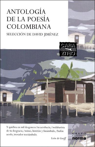 Resultado de imagen para antologia de la poesia colombiana