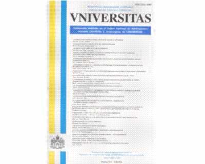 Universitas Jurídica 107