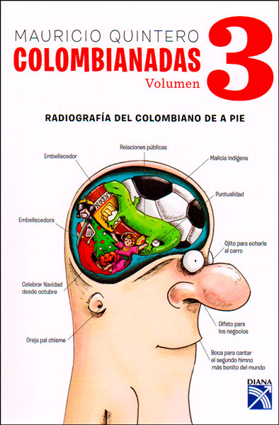Colombianadas 3. Radiografía del colombiano de a pie