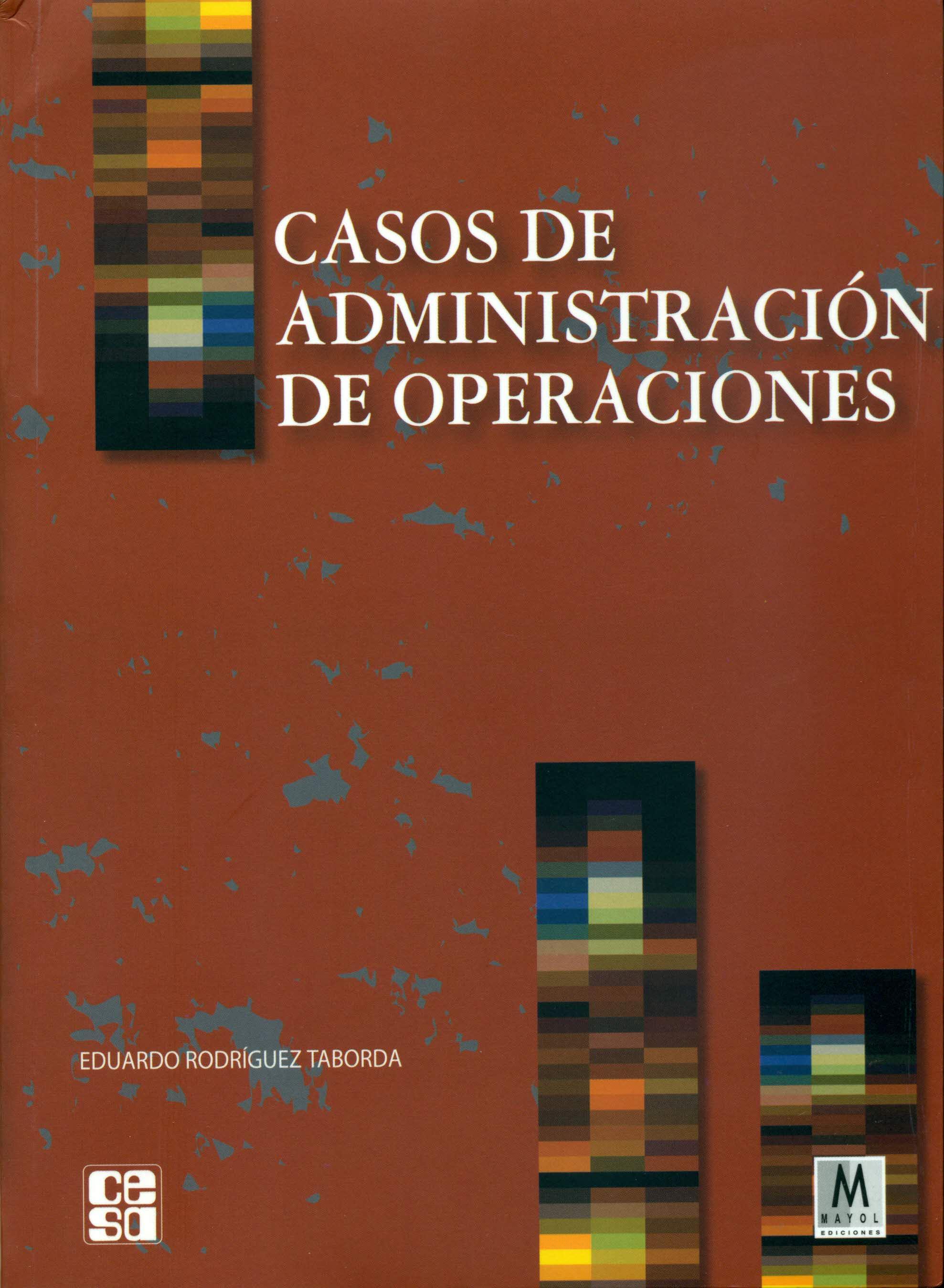 Casos de Administración de Operaciones