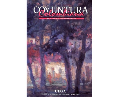 Coyuntura Colombiana Vol. 15 No. 1