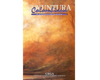 Coyuntura Colombiana Vol. 15 No. 4