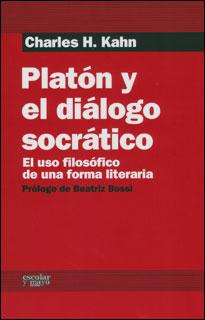 Platón y el diálogo socrático. El uso filosófico de una forma literaria