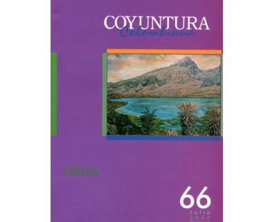 Coyuntura Colombiana No. 66