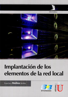 Implantación de los elementos de la red local