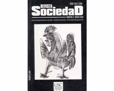 Revista Sociedad No. 6