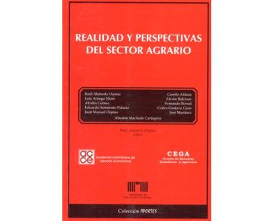Realidad y perspectivas del sector agrario