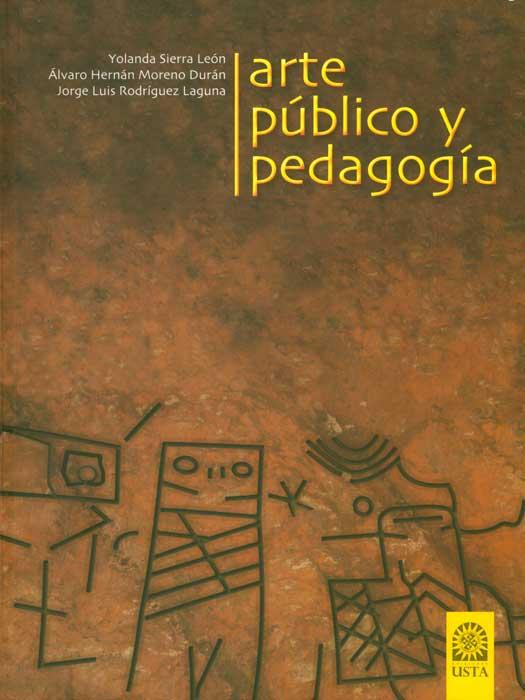 Arte público y pedagogía
