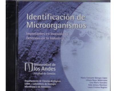 Identificación de microorganismos importantes en inocuidad y deterioro en la industria
