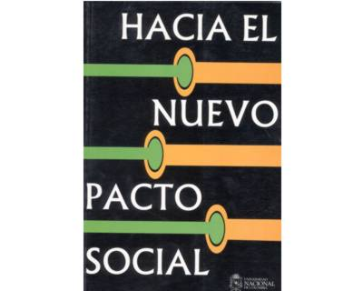 Hacia el nuevo pacto social