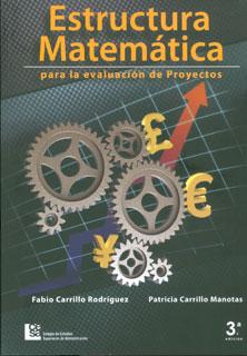 Estructura matemática para la evaluación de proyectos