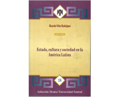 Estado, cultura y sociedad en América Latina