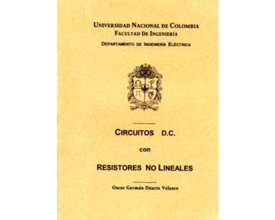 Circuitos D.C. con resistores no lineales