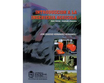 Introducción a la ingeniería agrícola