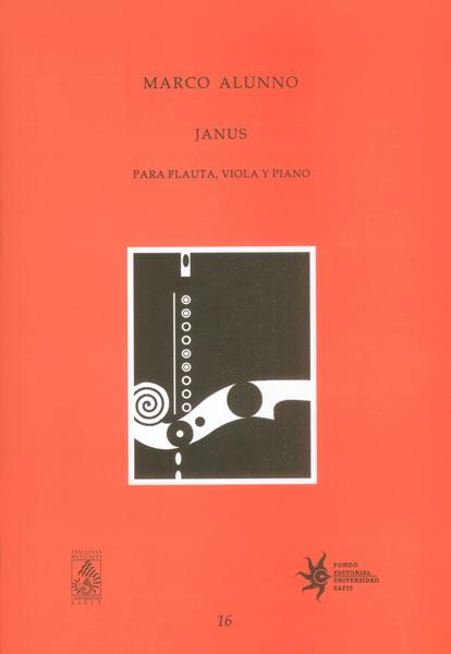 Janus. Para flauta, viola y piano