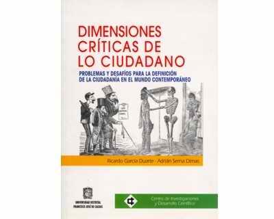 Dimensiones críticas de lo ciudadano