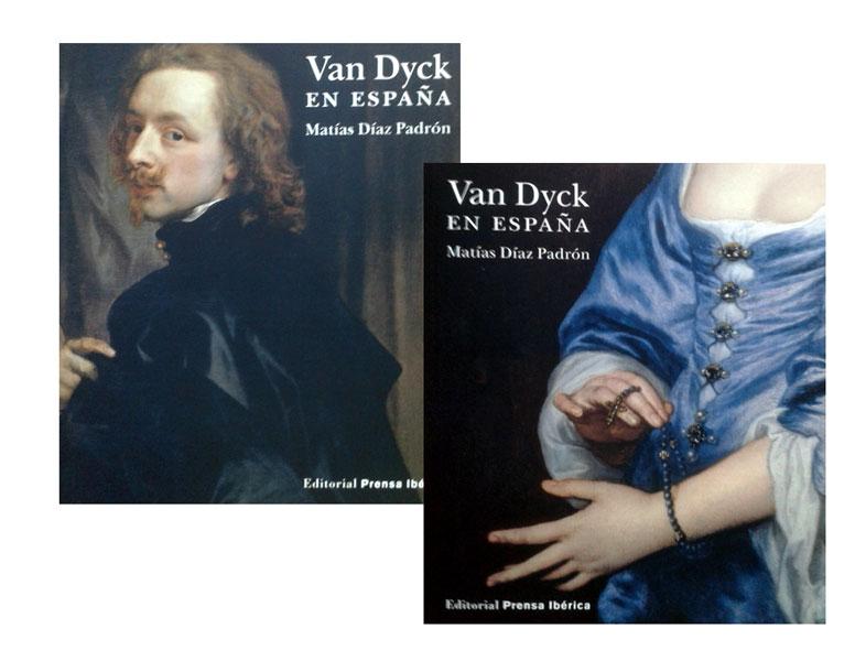 Van Dyck en España. II Tomos