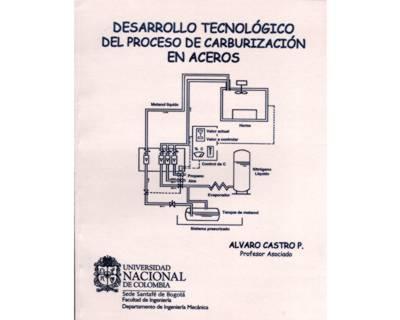 Desarrollo tecnológico del proceso de carburización en aceros