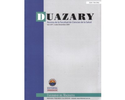 Duazary. Vol. 6 No. 2