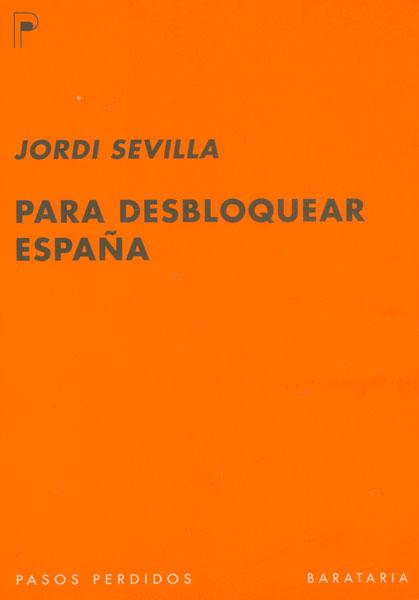 Para desbloquear España
