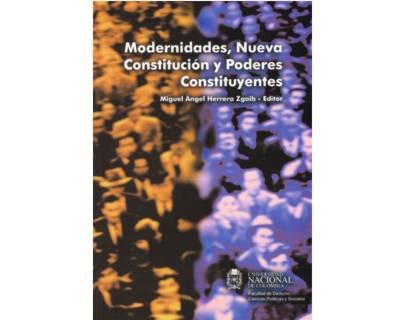 Modernidades, nueva constitución y poderes constituyentes