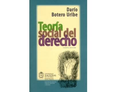 Teoría social del derecho