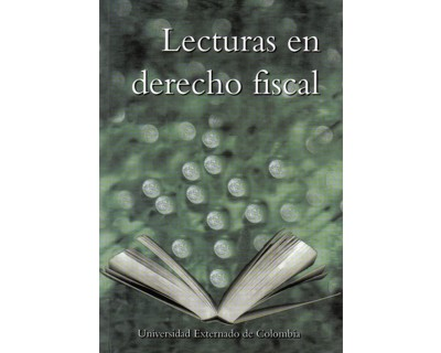 Lecturas en derecho fiscal
