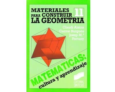 Materiales para construir la geometría