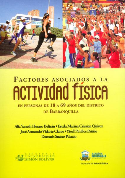Factores asociados a la actividad física: en personas de 18 a 69 años del Distrito de Barranquilla