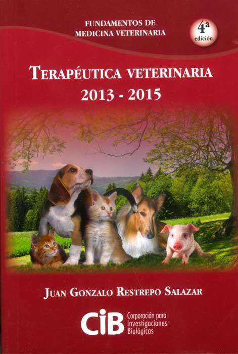 Fundamentos de Medicina Veterinaria. Terapéutica veterinaria (2013-2015)