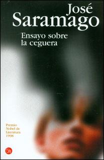 """""""Ensayo sobre la ceguera"""" - José Saramago - año 1995 - en los mensajes: """"El Hombre Duplicado"""", libro del mismo autor 509_978958704775_sant"""