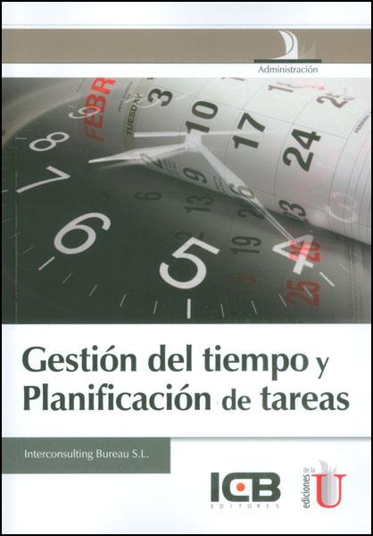 Gestión del tiempo y planificación de tareas