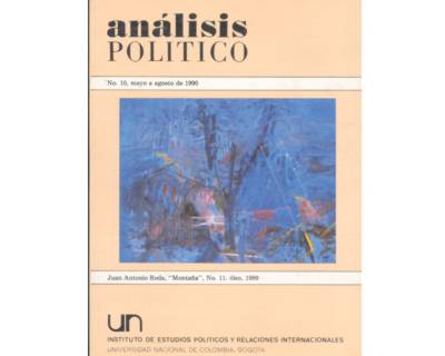 Análisis Político No. 10