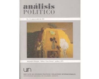 Análisis Político No. 12