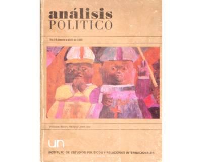 Análisis Político No. 18