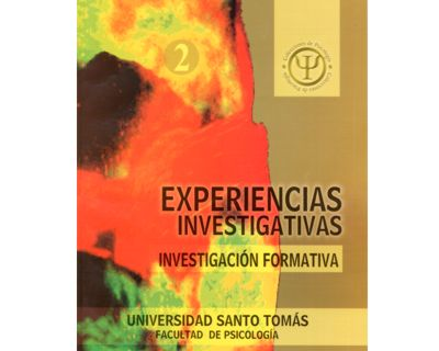 Experiencias Investigativas. Investigación Formativa. No. 2