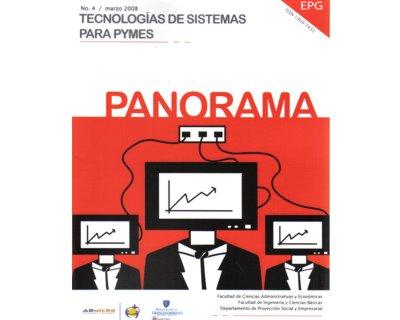 Panorama No. 4. Tecnologías de sistemas para Pymes