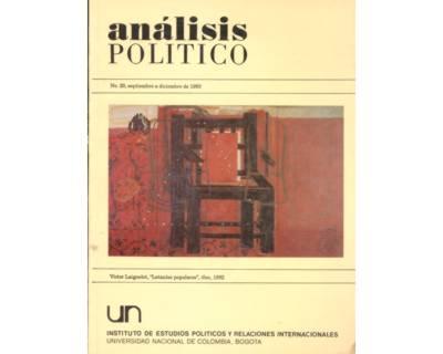 Análisis Político No. 20