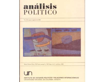 Análisis Político No. 22